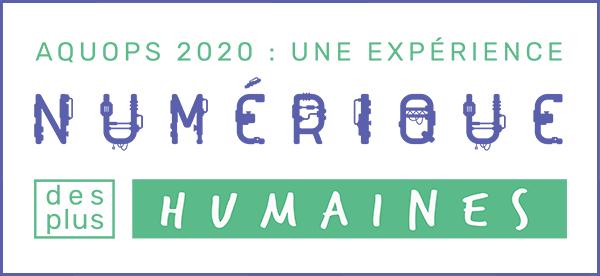 38e colloque AQUOPS 2020