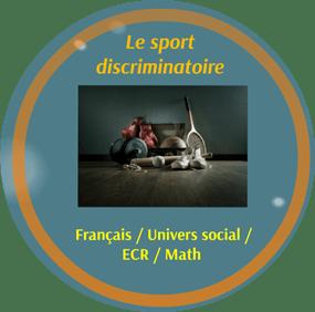 sport disciminatoire